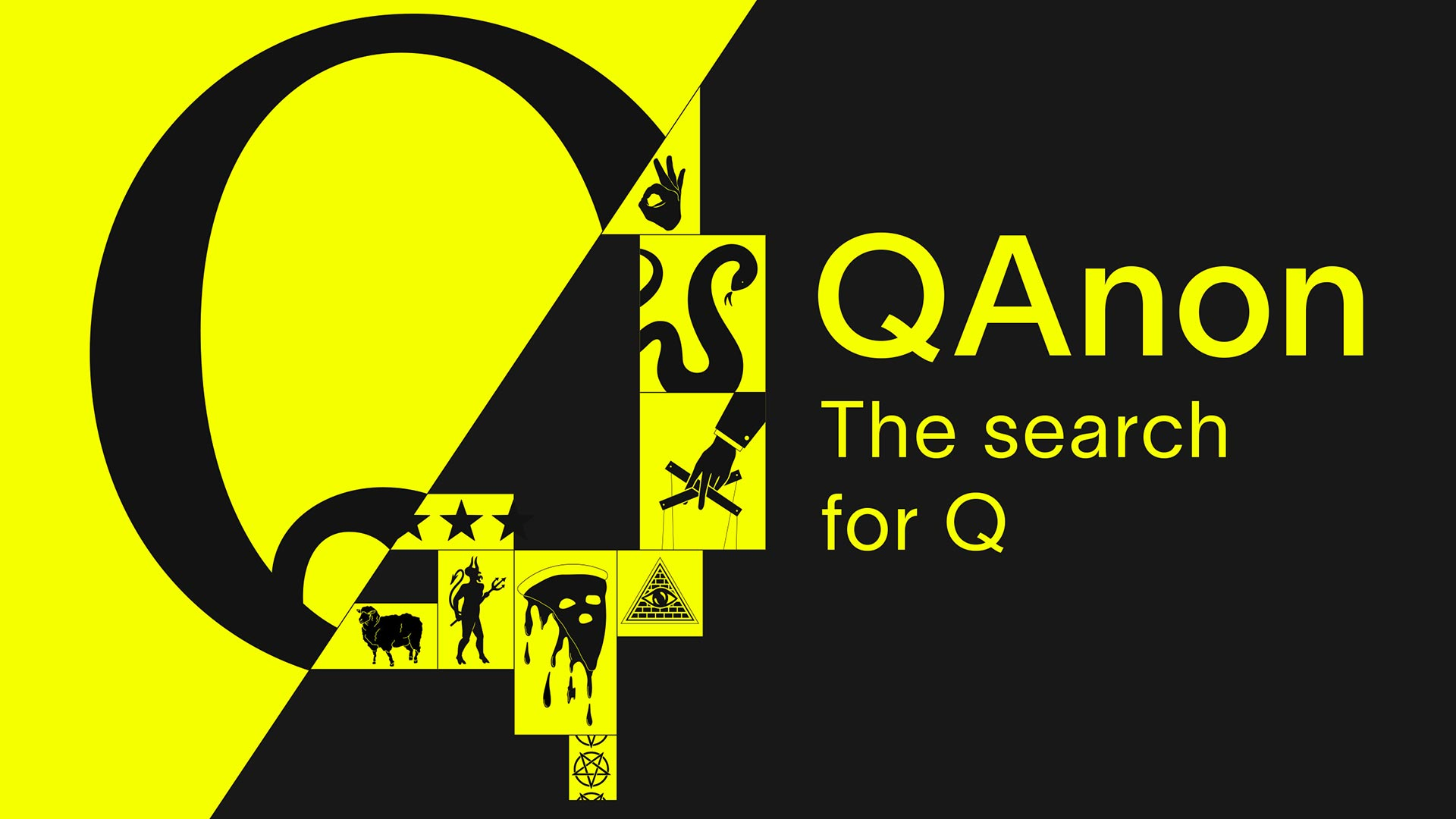 Qanon: The Search for Q Season 1