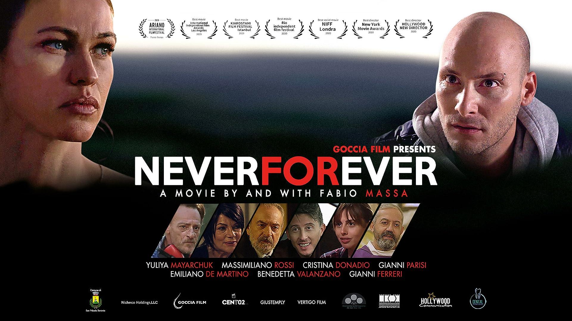Mai per sempre (Never for ever)