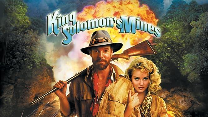 King Solomon's Mines (1985)