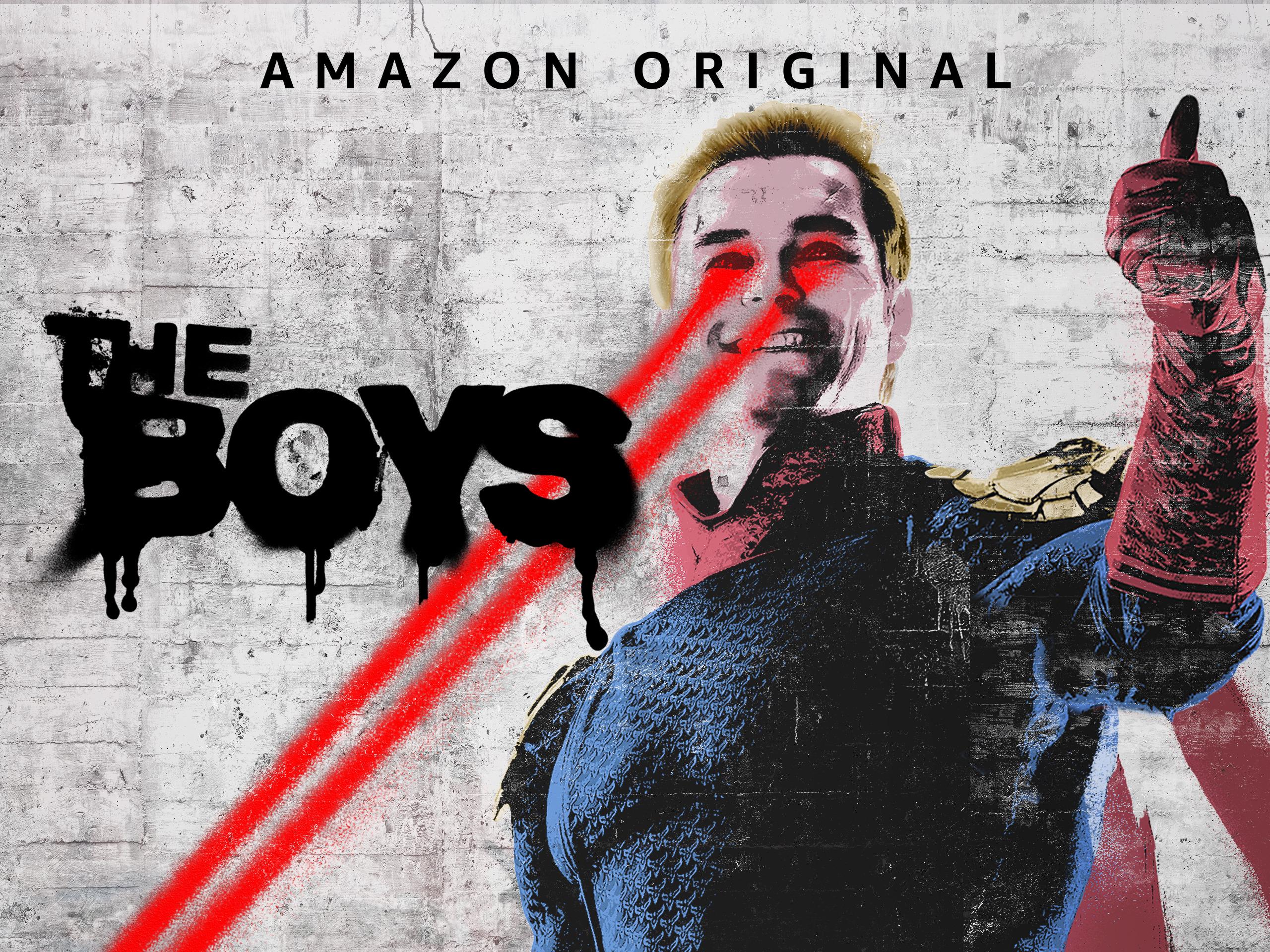 Prime Video: The Boys - Temporada 1