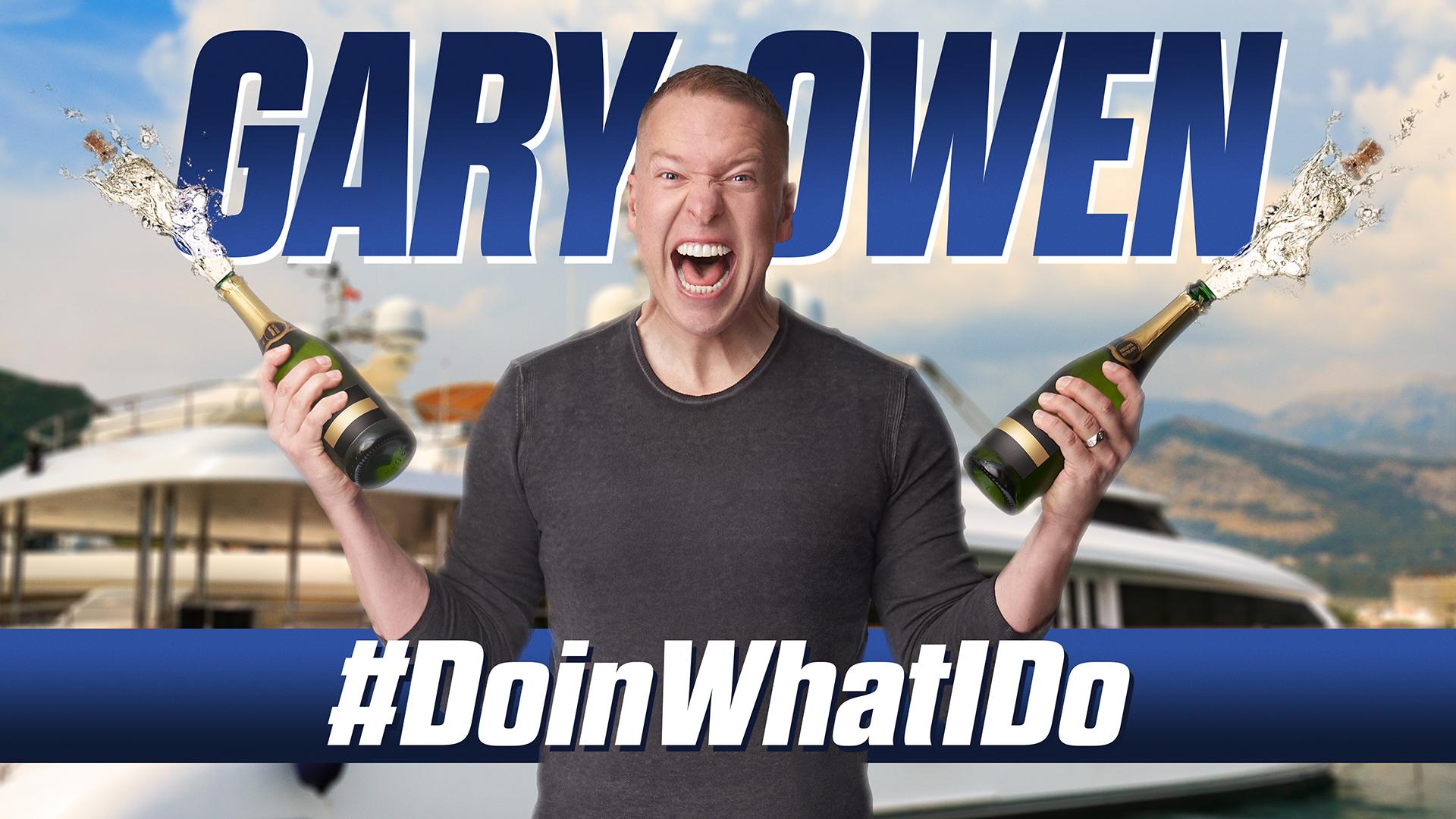 Gary Owen: #DoinWhatIDo