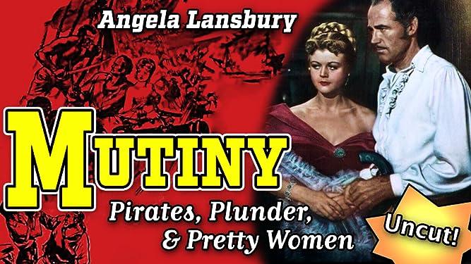 Angela Lansbury in Mutiny - Pirates, Plunder, & Pretty Women...Uncut!