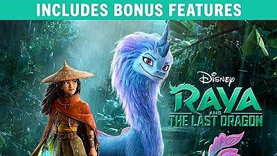 Raya and the Last Dragon (With Bonus Content)