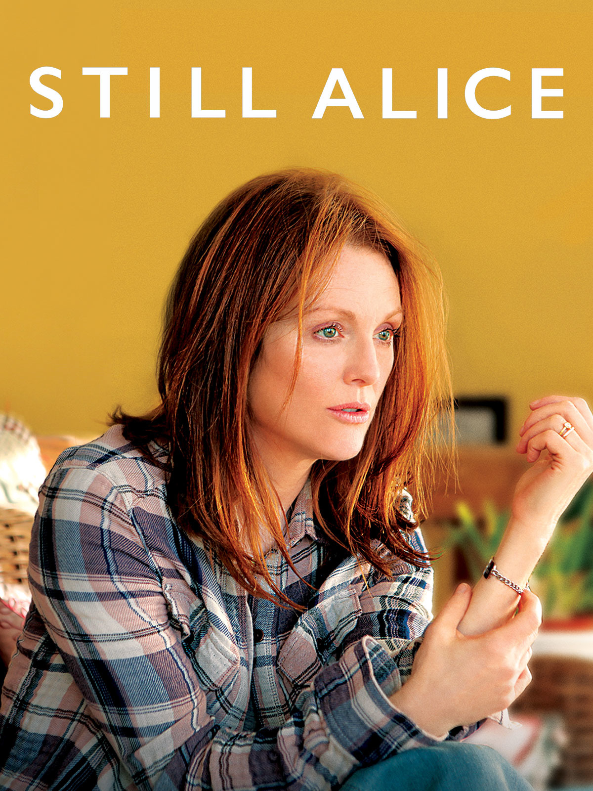 Todavía Alice, portada del libro
