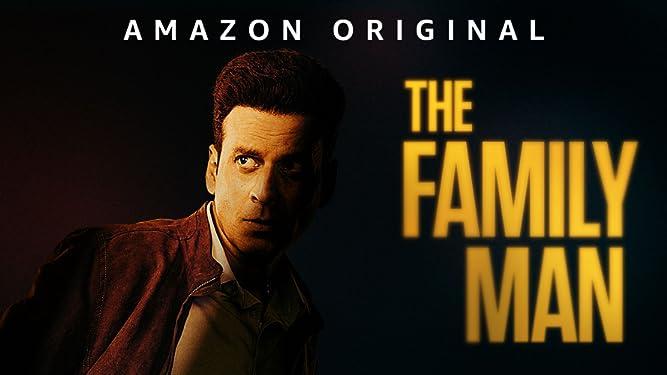 Prime Video: The Family Man - Season 1 (Available in Hindi, English, Telugu  & Tamil)