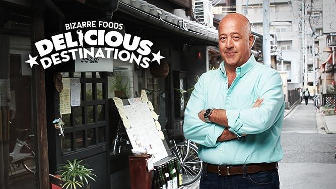 Bizarre Foods: Delicious Destinations - Season 8