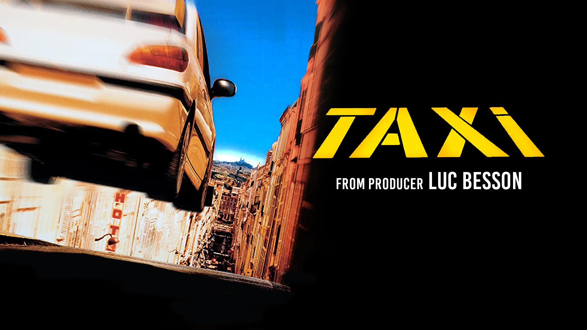 Taxi on Amazon Prime Video UK