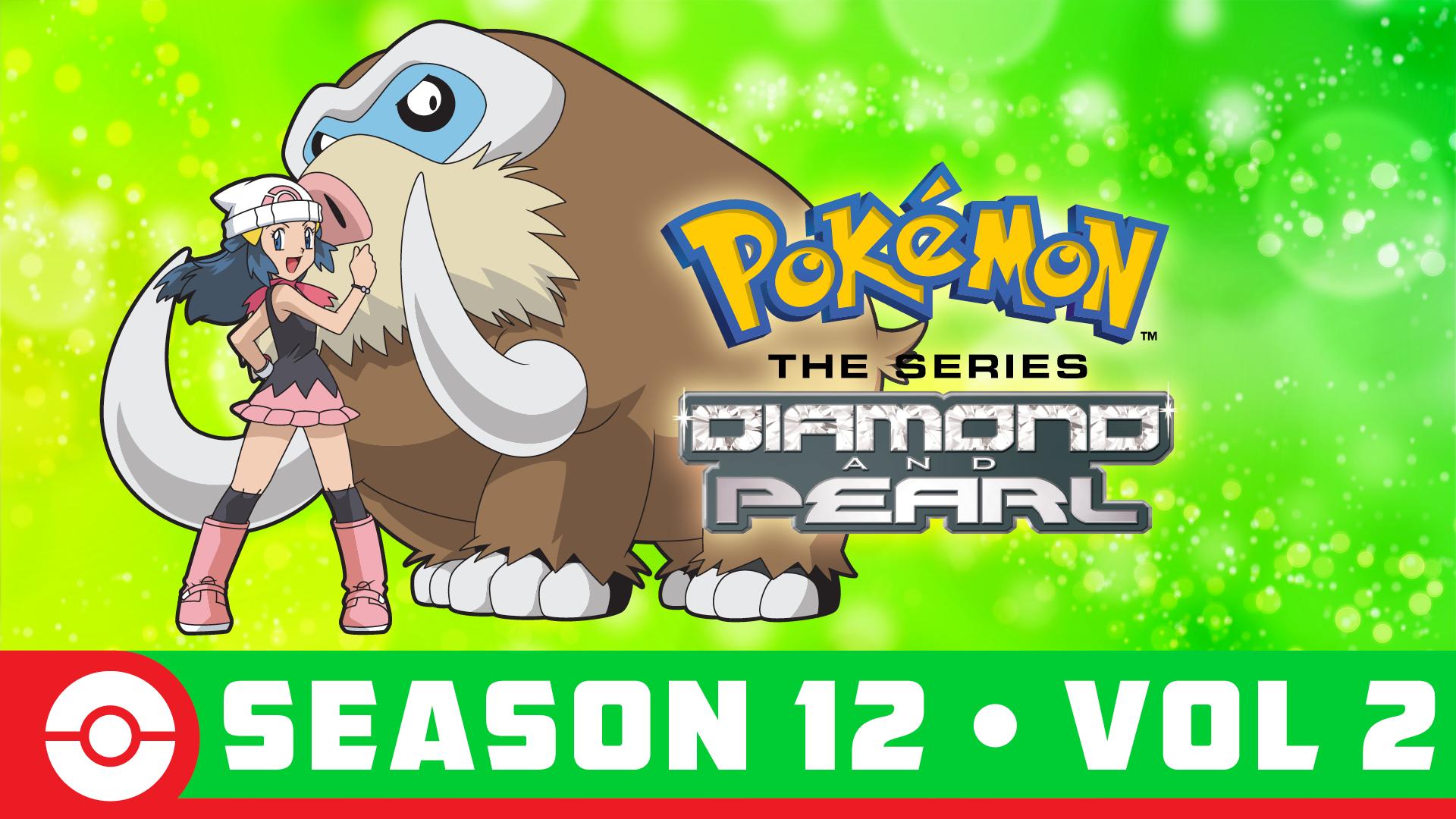 Pokémon the Series: Diamond and Pearl - Season 1202