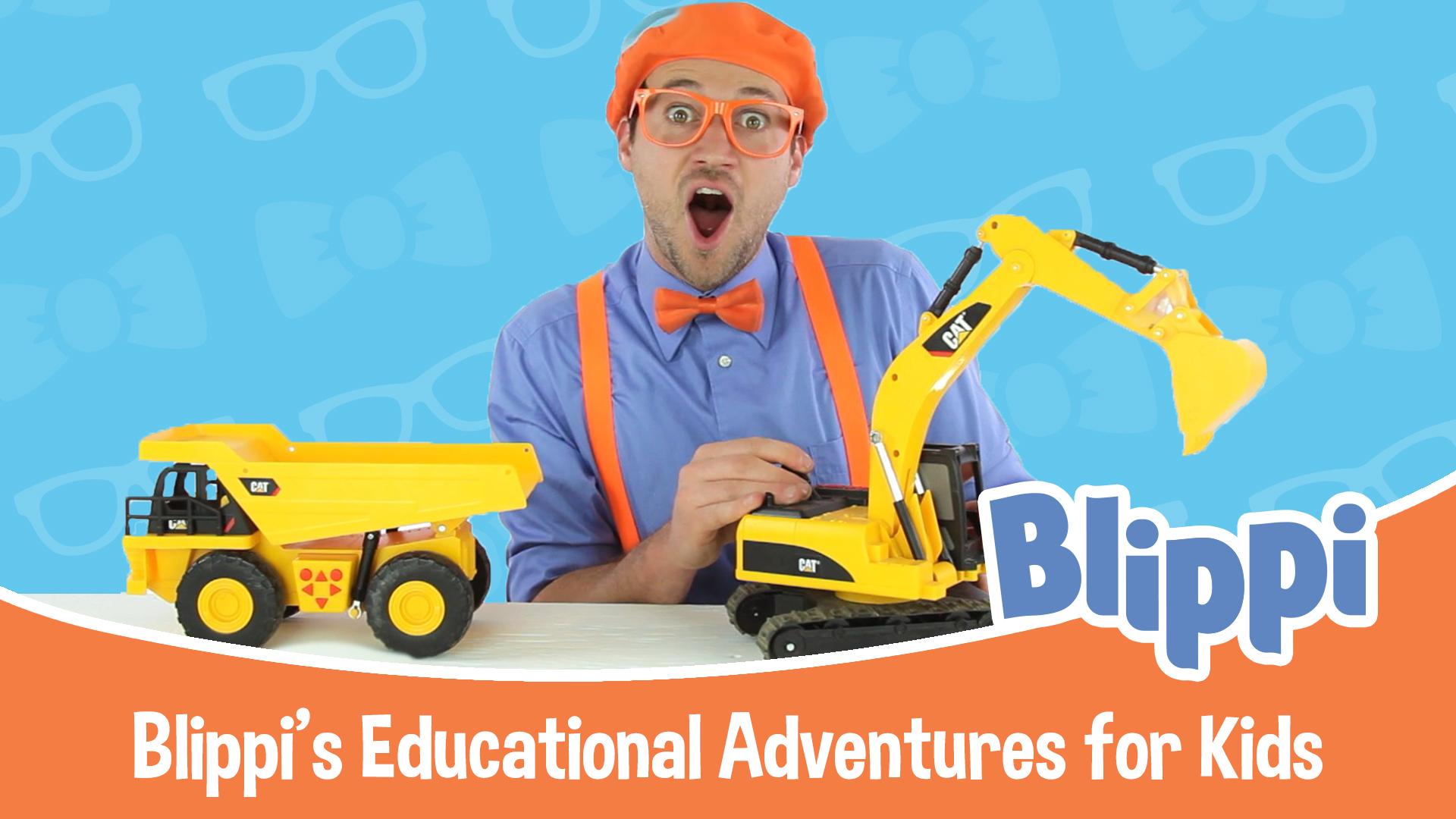 Blippi - Blippi's Educational Adventures for Kids on Amazon Prime Video UK