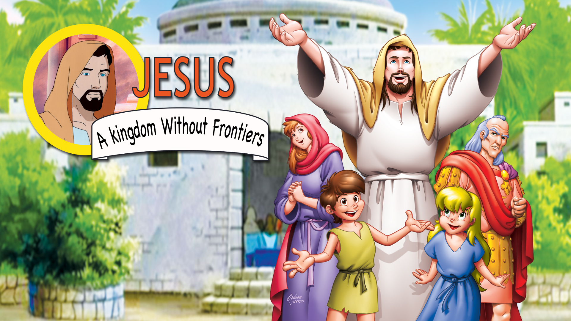 Jesus: A Kingdom Without Frontiers