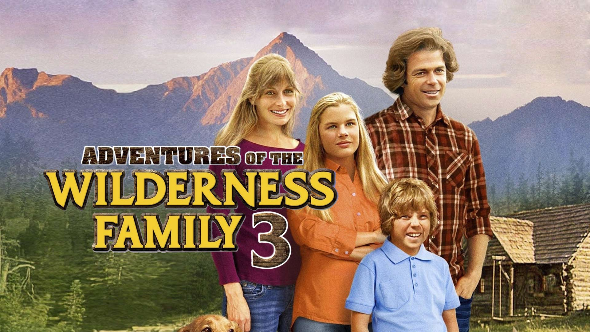 Adventures Of The Wilderness Family Part 3