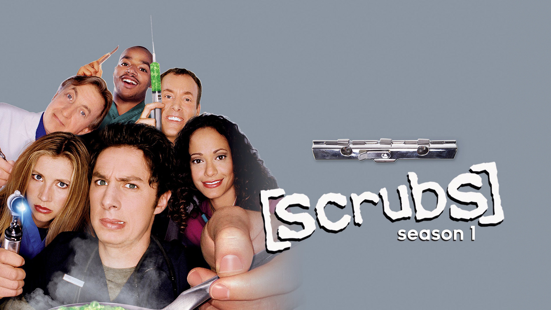 Scrubs Season 1