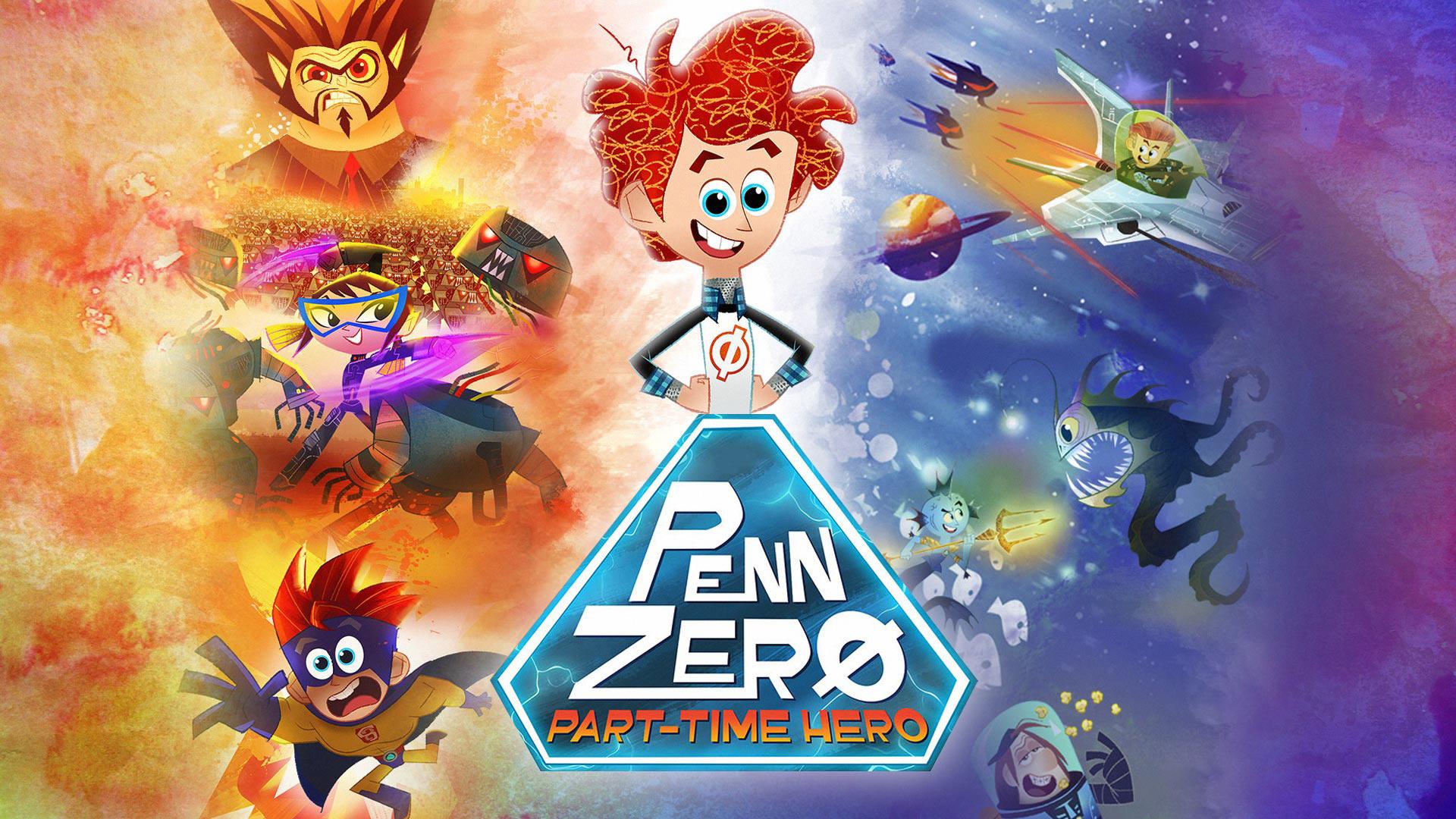 Penn Zero: Part-Time Hero Volume 1