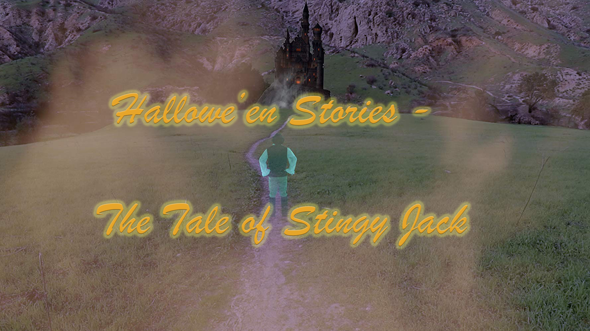 Hallowe'en Stories - The Tale of Stingy Jack