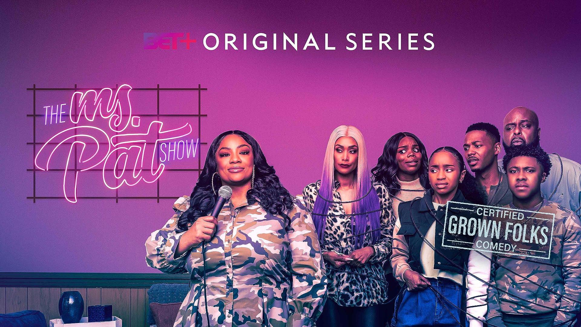 The Ms. Pat Show Season 1