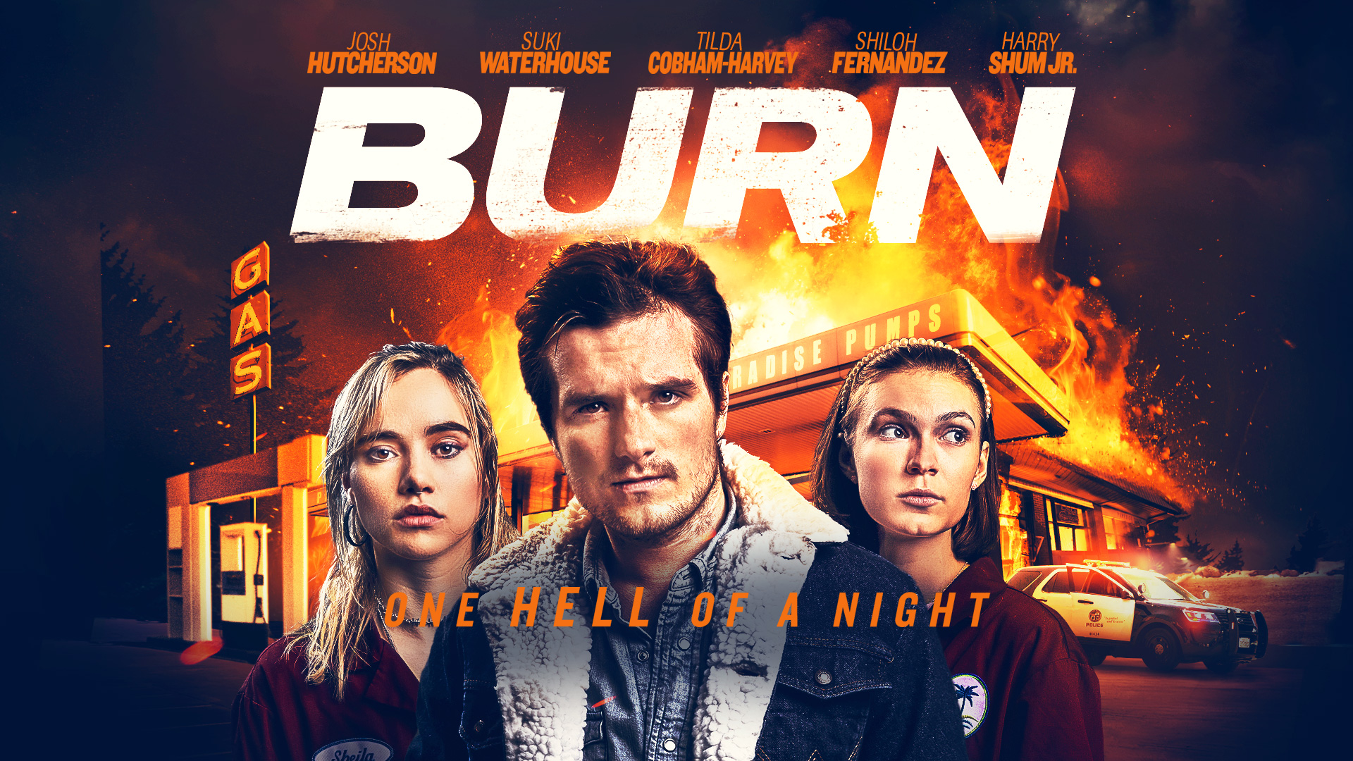 Burn on Amazon Prime Video UK