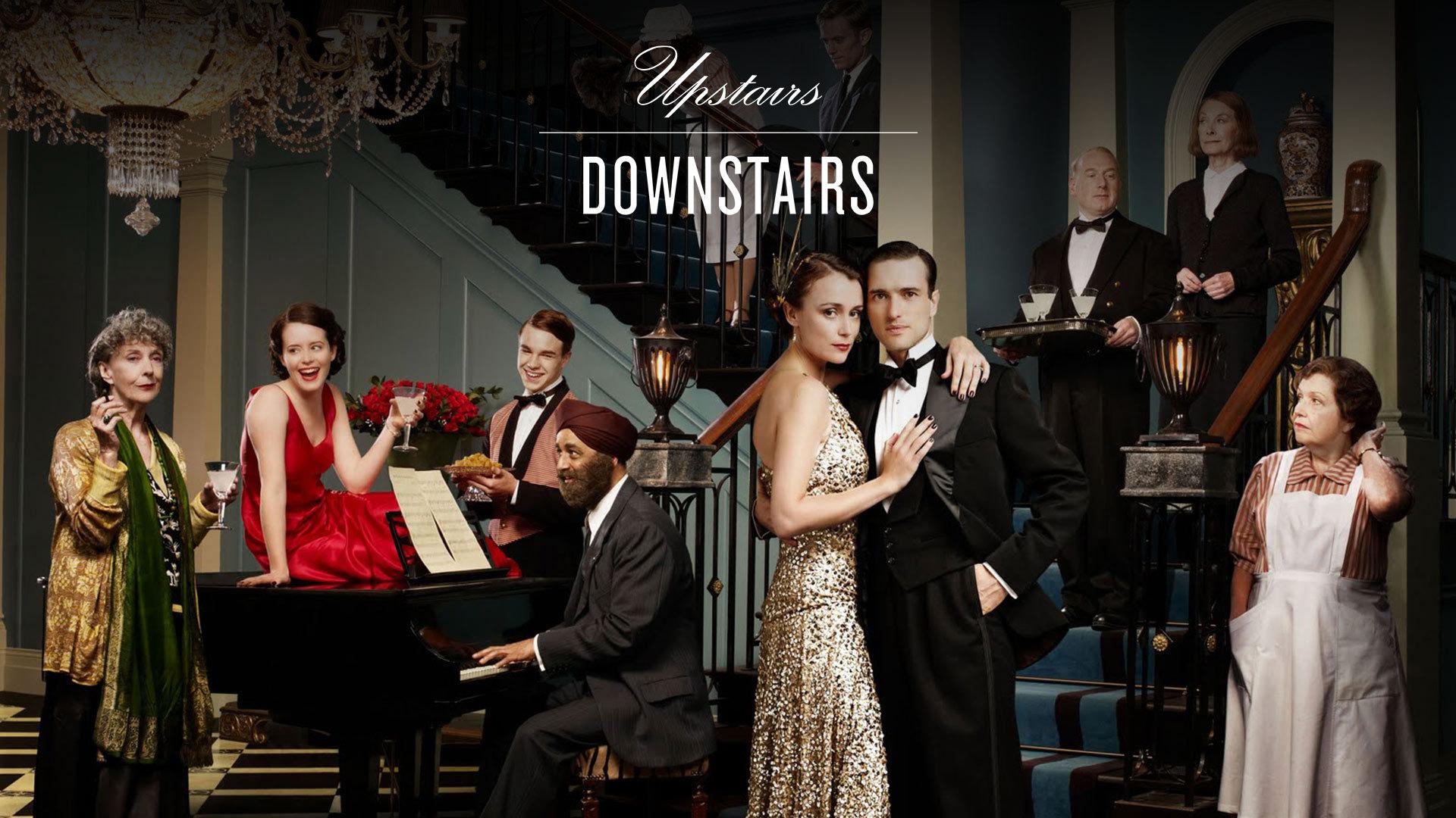 Upstairs Downstairs Season 1