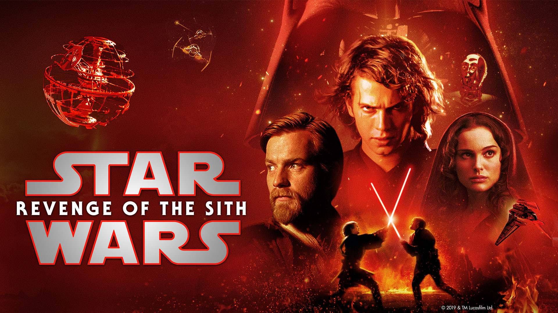Star Wars: Revenge of the Sith (Theatrical Version)
