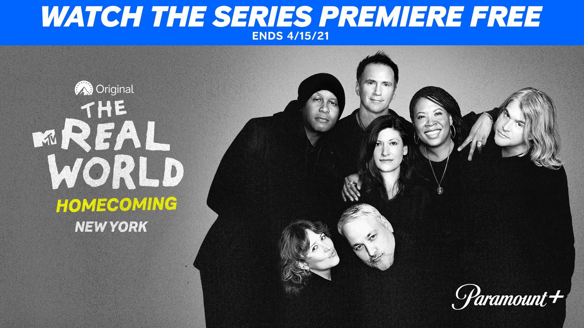 The Real World Homecoming: New York Season 1