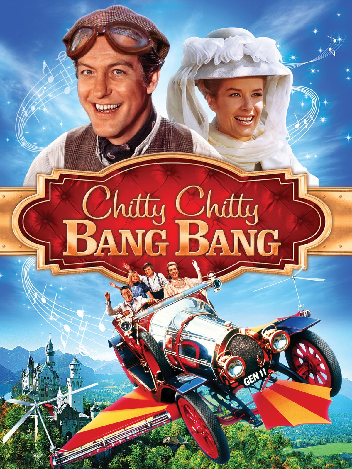 Prime Video Chitty Chitty Bang Bang