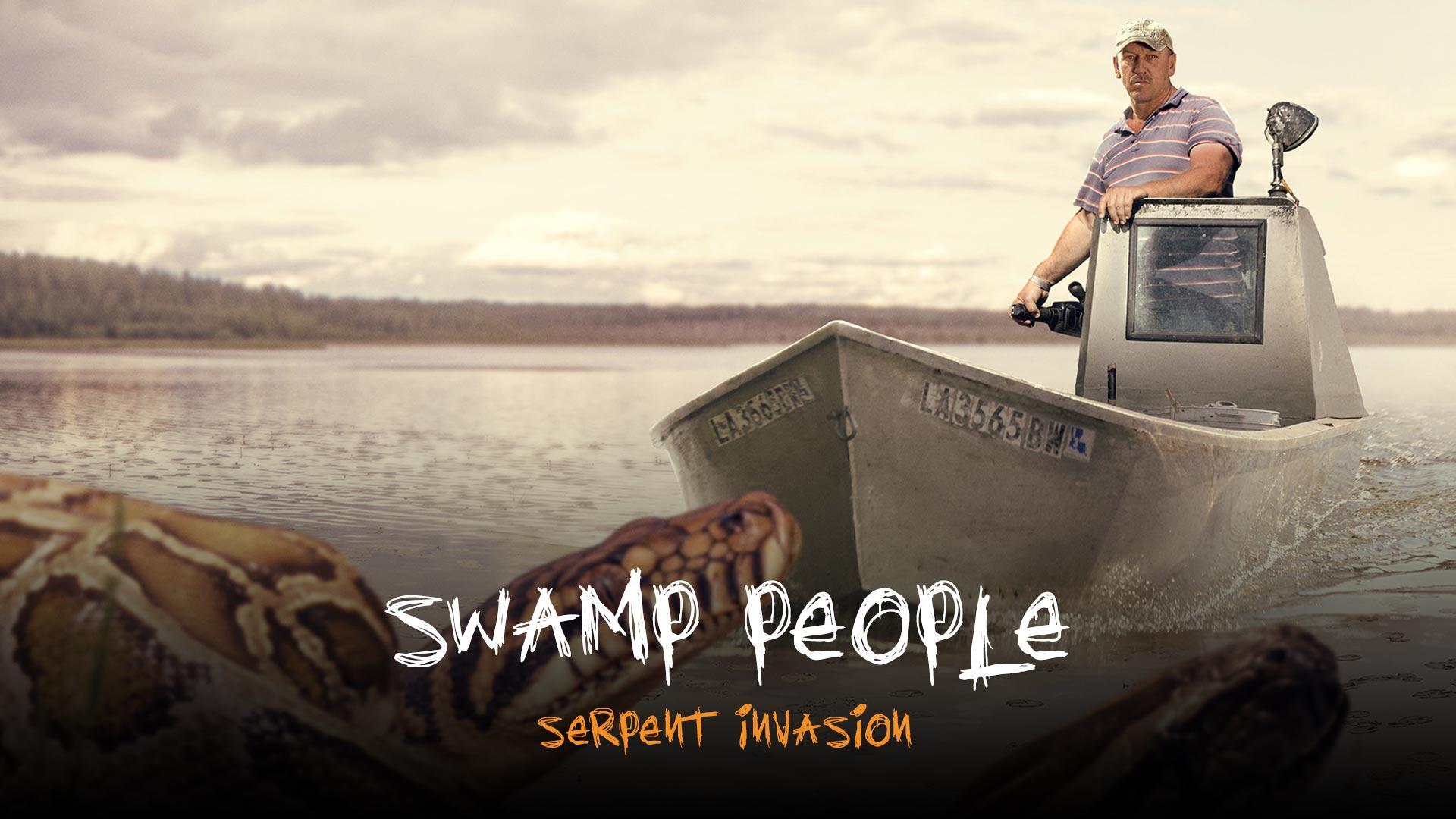 Swamp People: Serpent Invasion Season 1