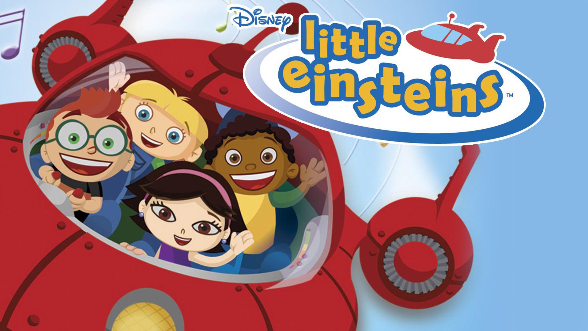 Little Einsteins Volume 1