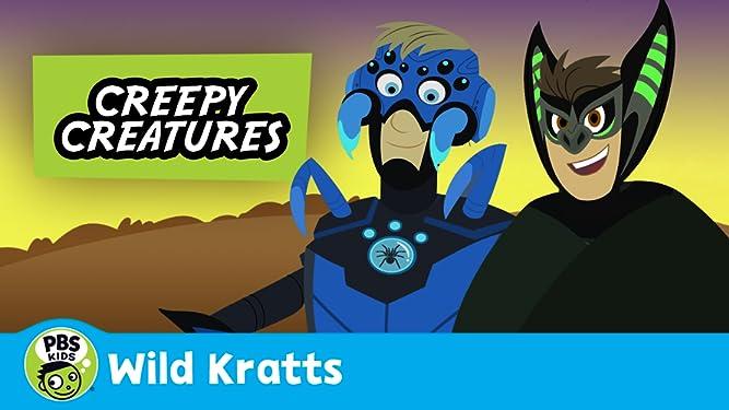 Wild Kratts: Creepy Creatures