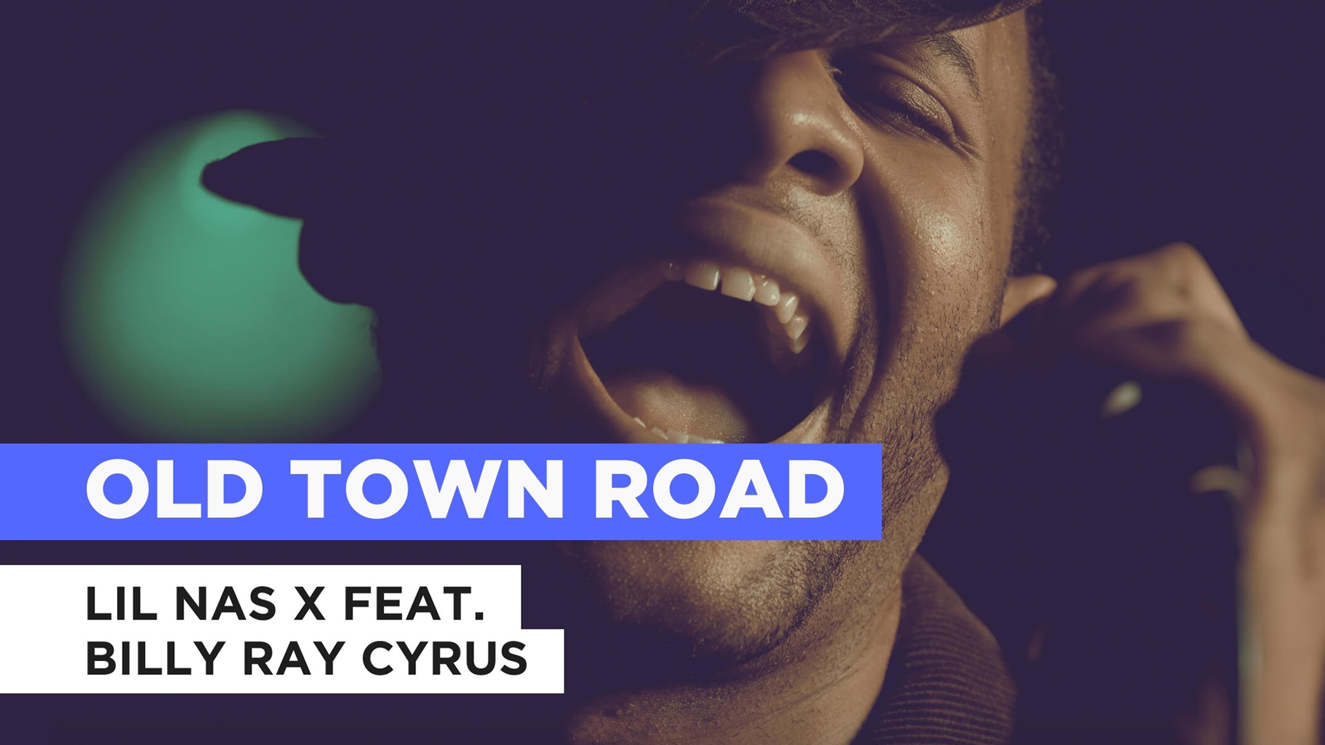 Old Town Road in the Style of Lil Nas X feat. Billy Ray Cyrus