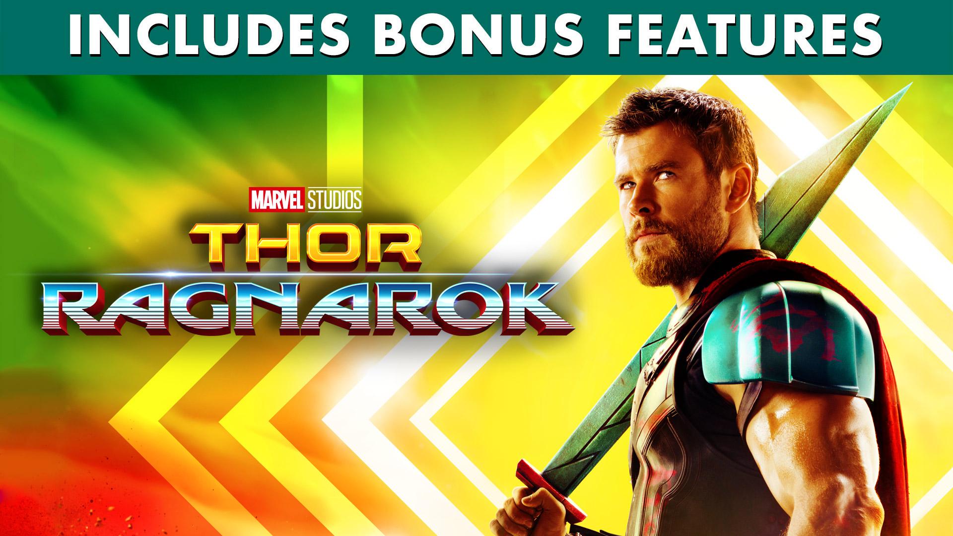Thor: Ragnarok (With Bonus Content)