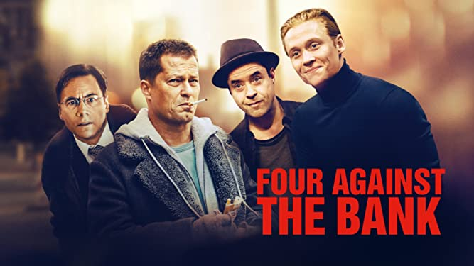 Four Against The Bank