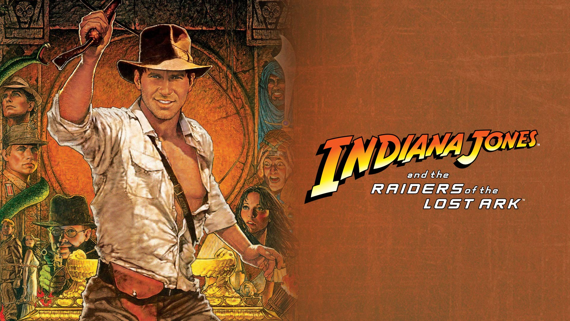 Indiana Jones and the Raiders of the Lost Ark (4K UHD)