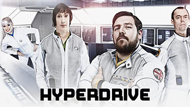 Hyperdrive, Season 2