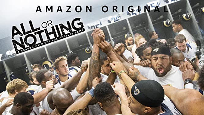 All or Nothing: A Season with the Los Angeles Rams - Season 2 (TV-14)