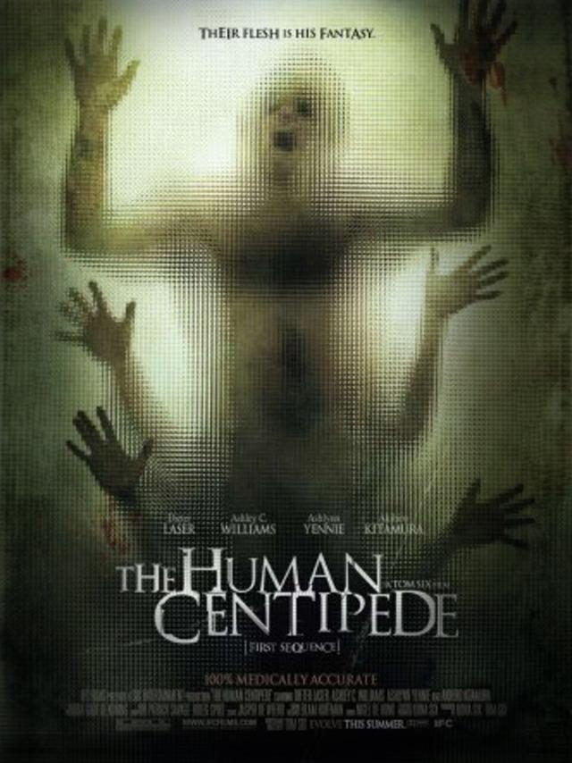 Prime Video Human Centipede