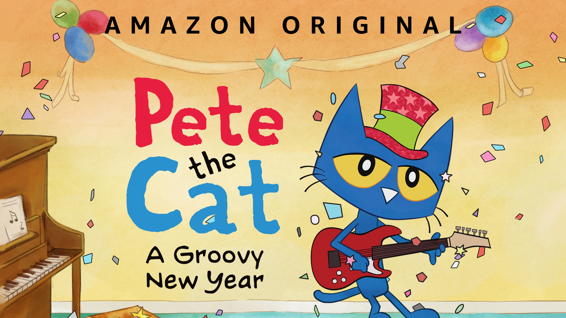 Pete the Cat - Stagione 1, Parte 1