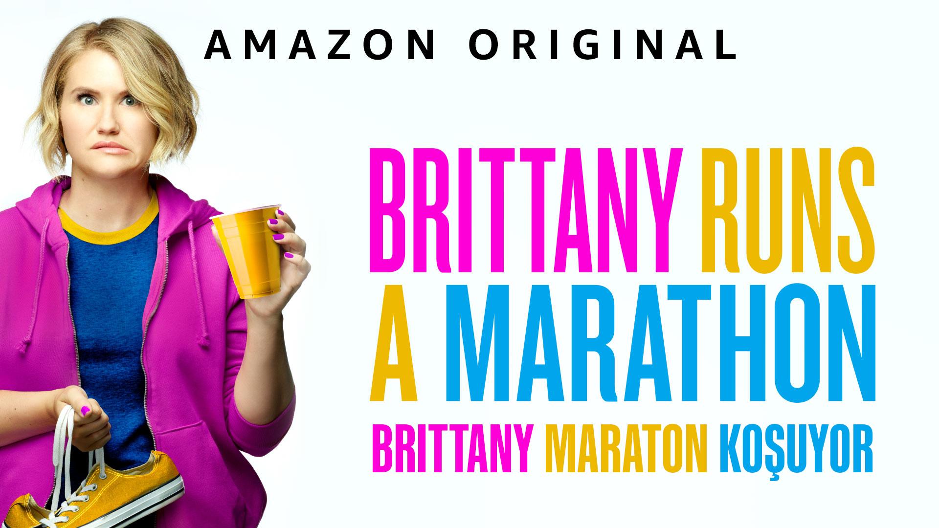 Brittany Maraton Koşuyor