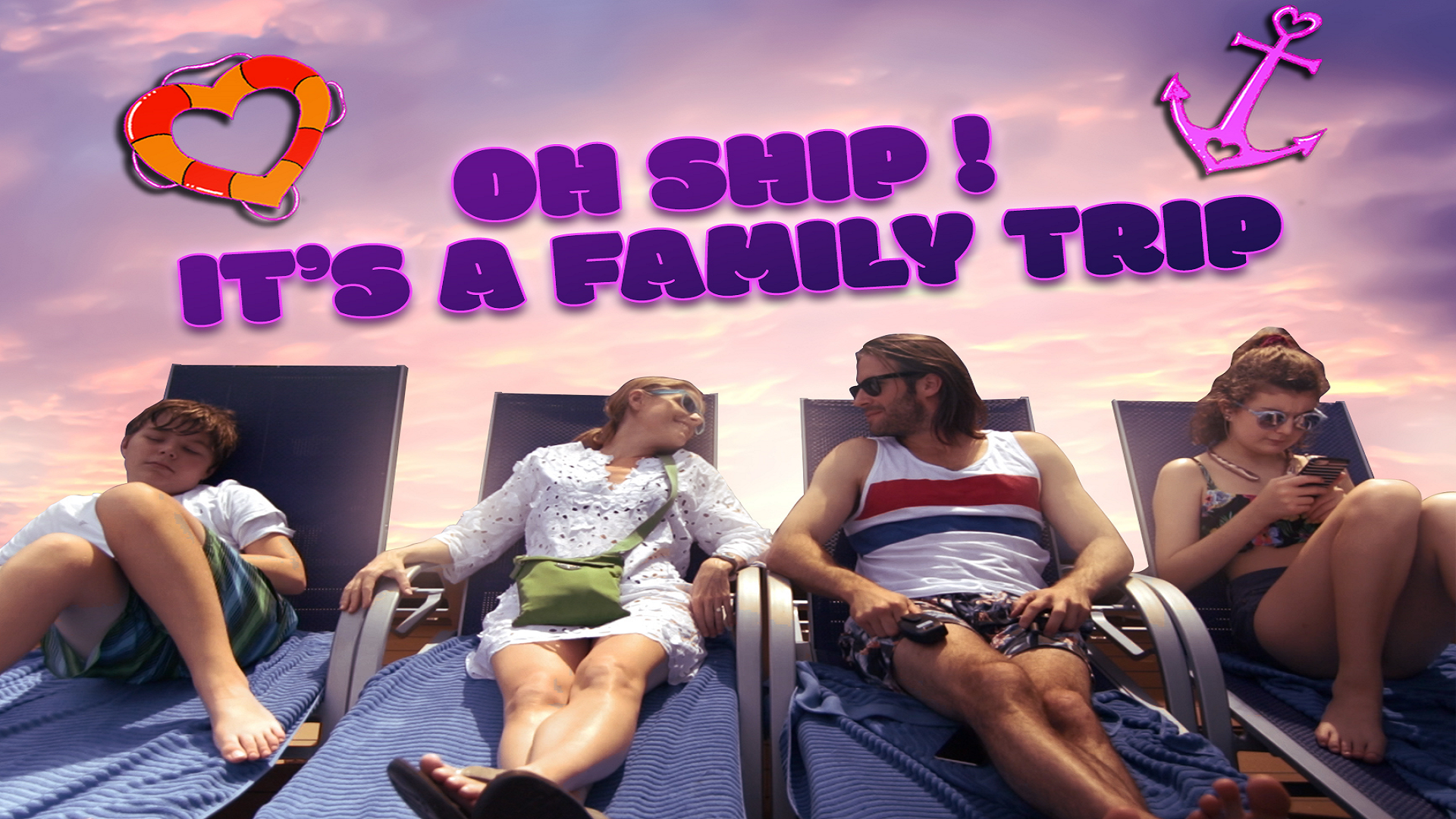 Oh Ship! It's a Family Trip