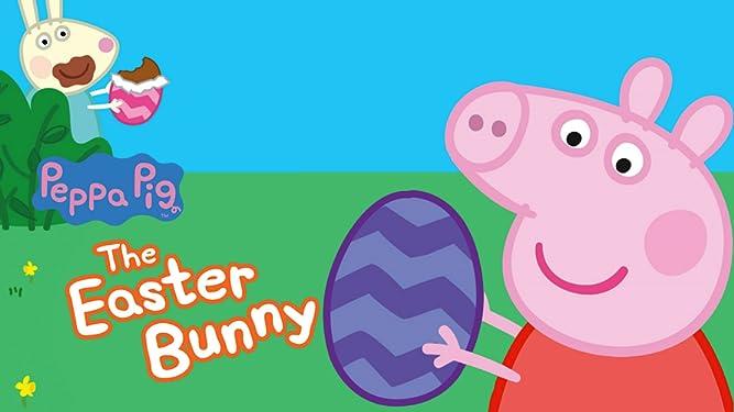 Peppa Pig - Easter Bunny