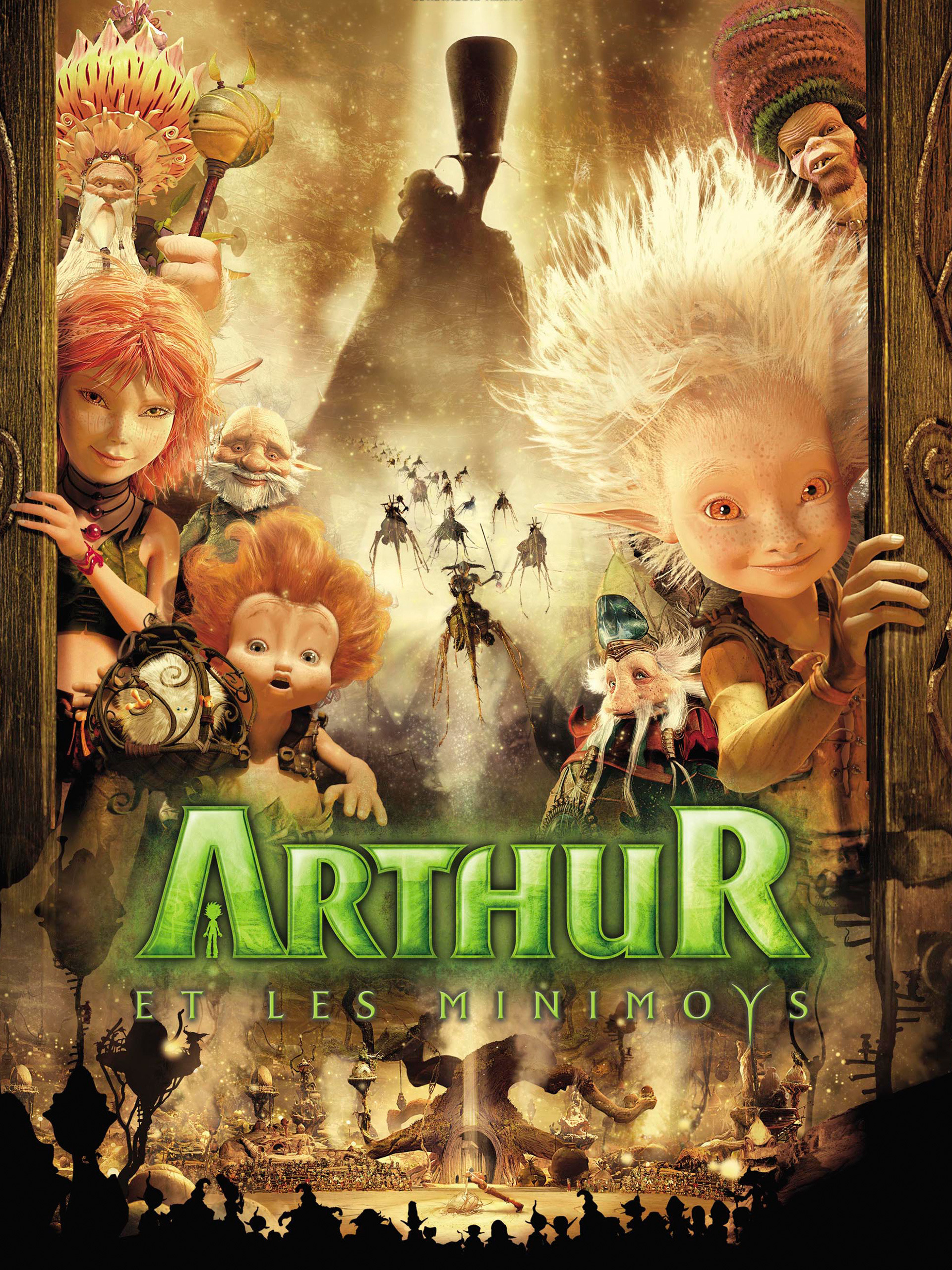 Prime Video Arthur And The Invisibles