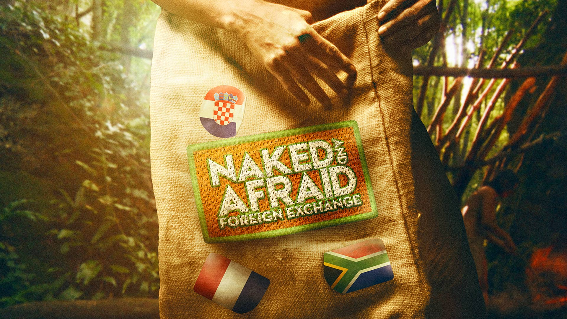 Naked and Afraid: Foreign Exchange - Season 1