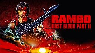 Rambo: First Blood Part 2 (4K UHD)