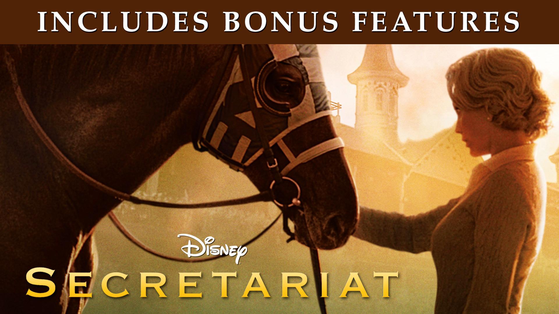 Secretariat (Plus Bonus Content)