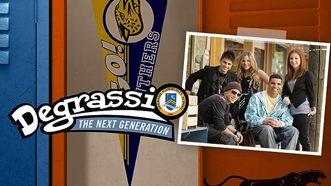 Degrassi The Next Generation