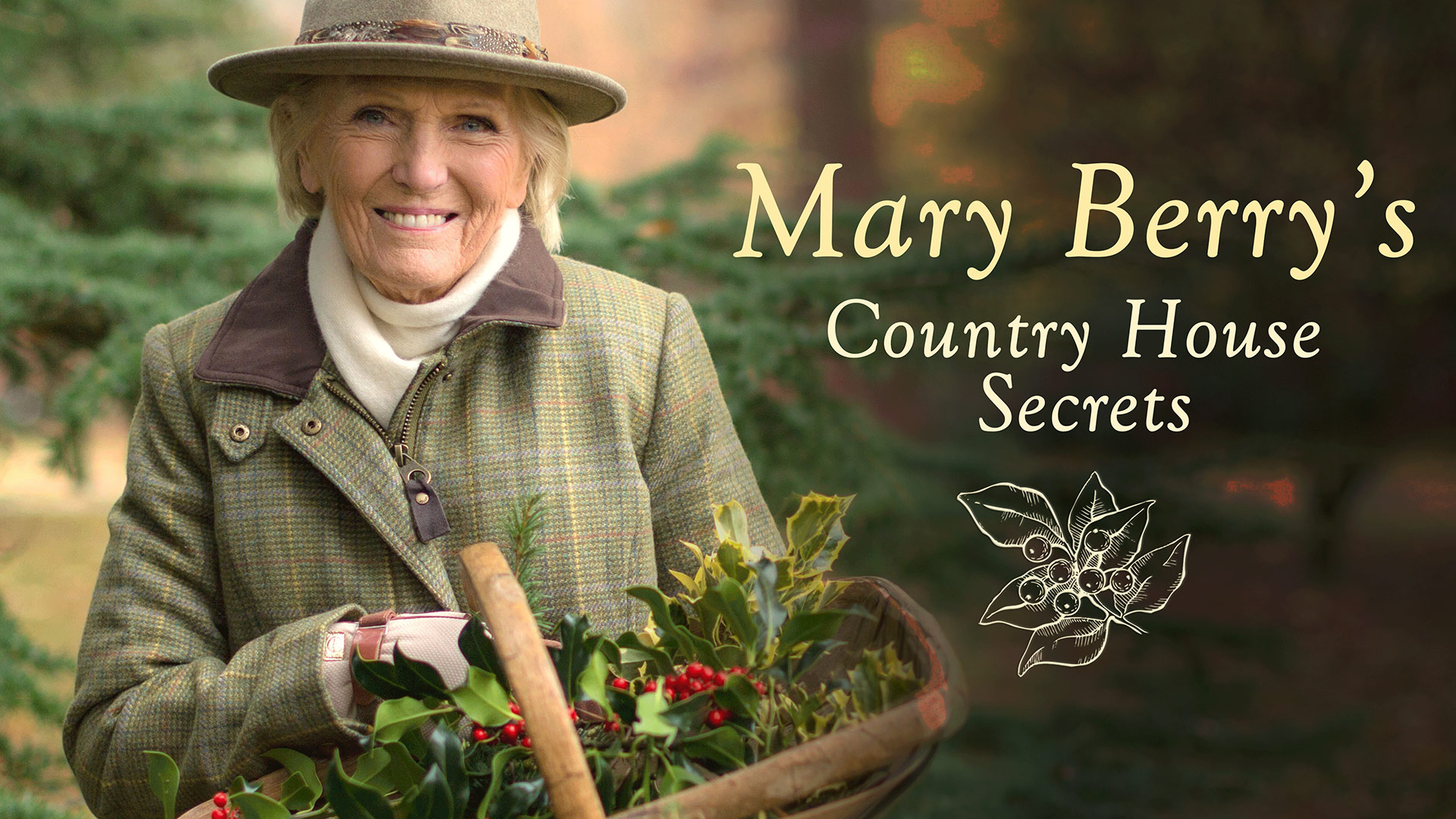 Mary Berry's Country House Secrets, Season 1