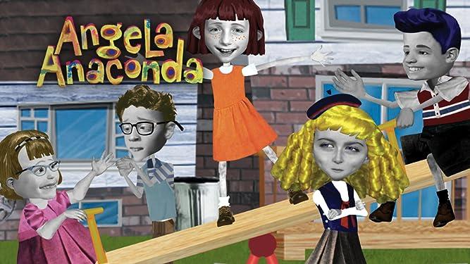 Angela Anaconda, Season 1