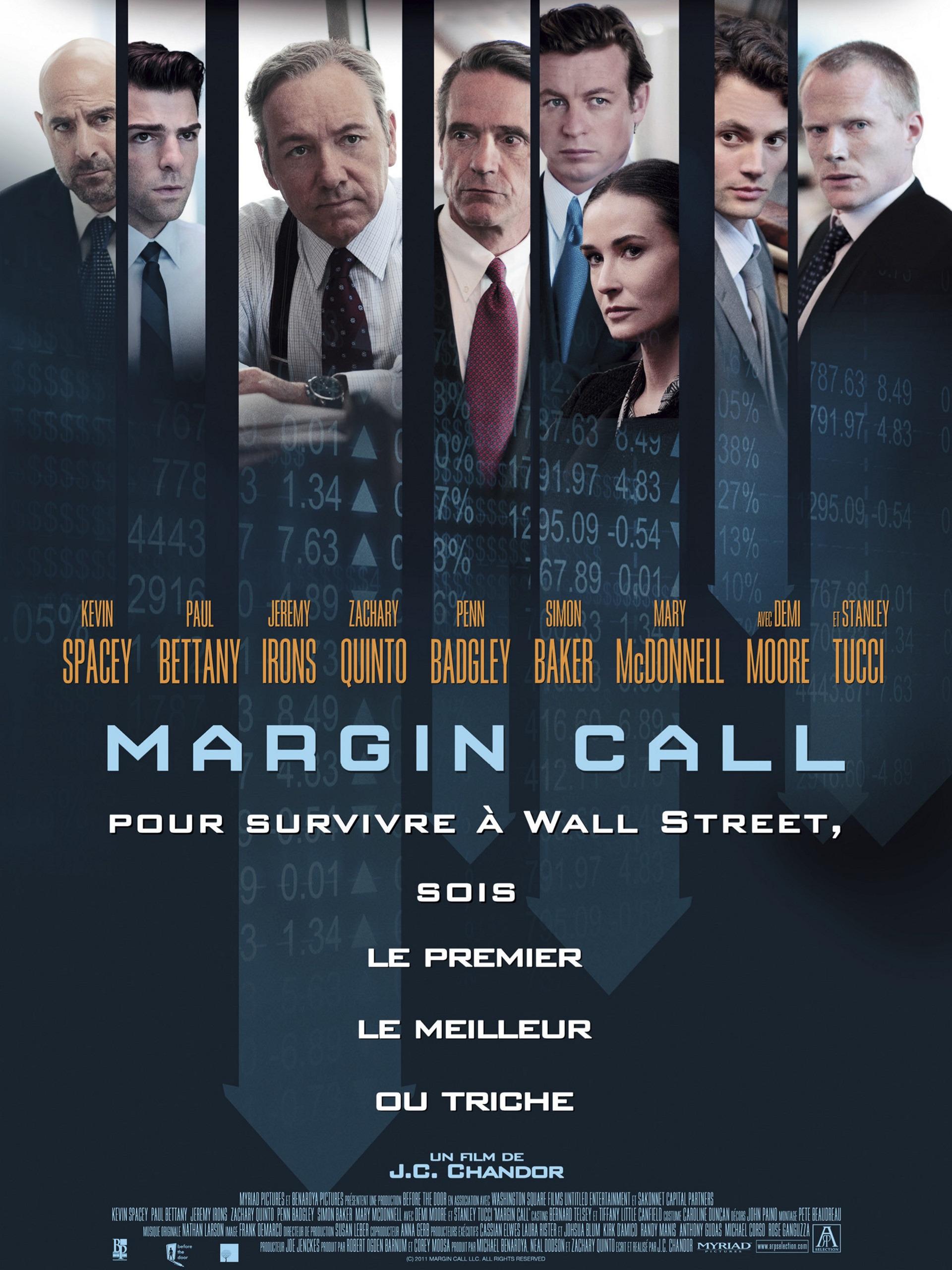 Filmes Prime Video: Margin Call