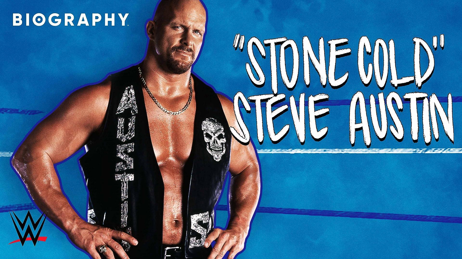 """Biography: """"Stone Cold"""" Steve Austin Season 1"""