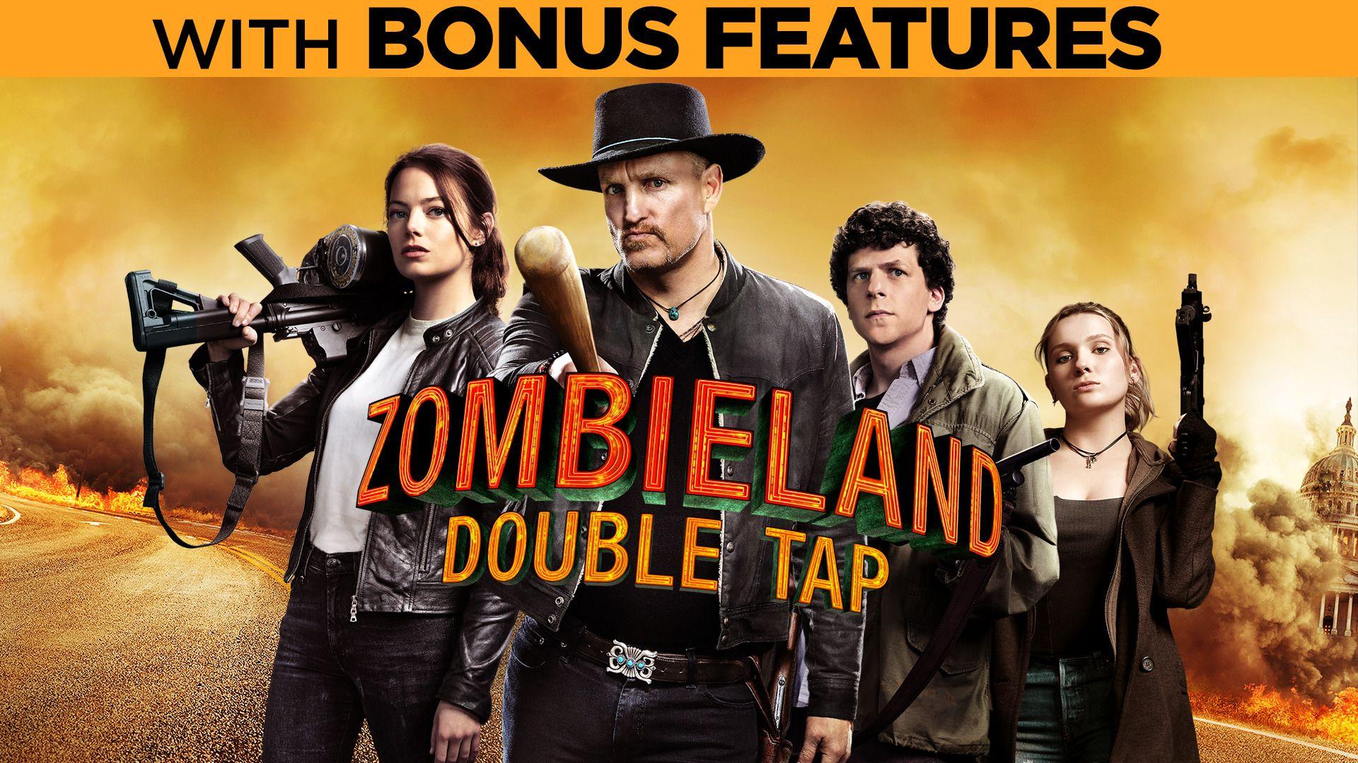 Zombieland: Double Tap (With Bonus Features)