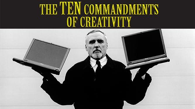 The 10 Commandments of Creativity