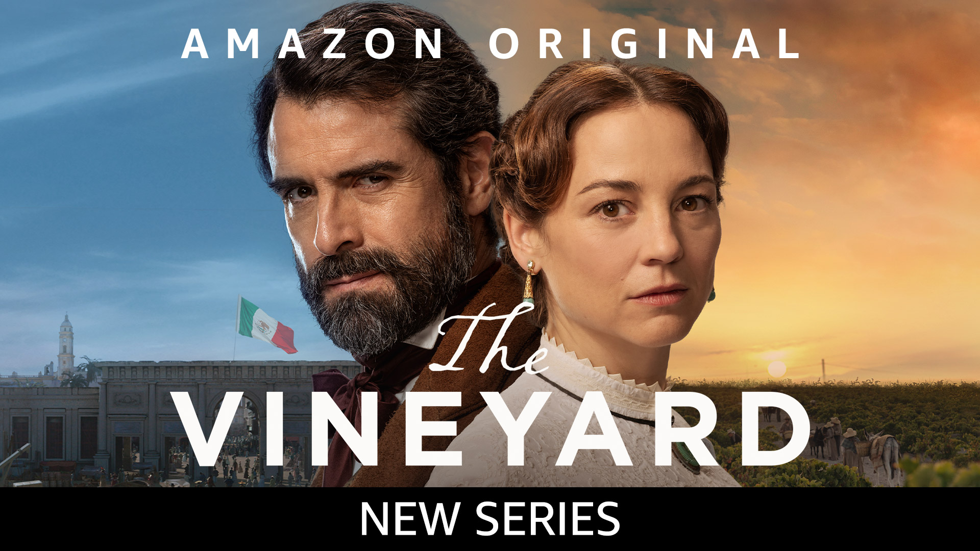 The Vineyard - Series 1